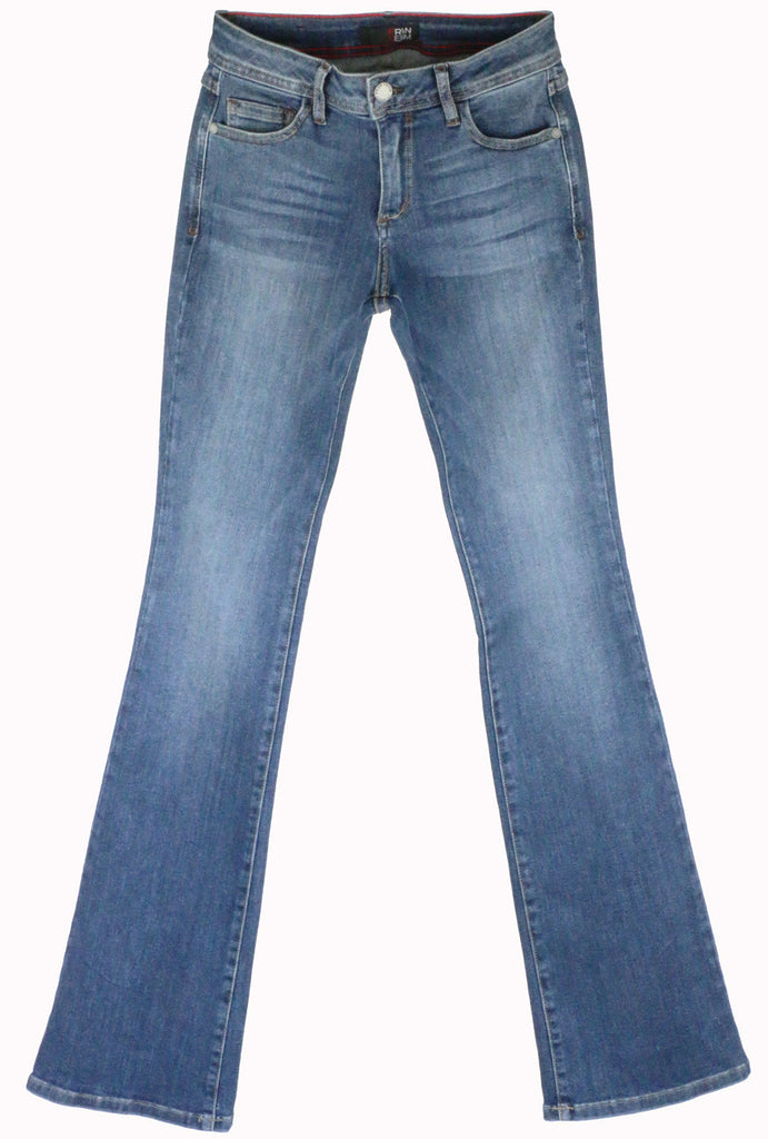 GRACE BOOT CUT (FD1036) NEW WASH