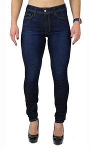 Nicole High Rise Skinny Dark Wash