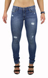 SARAH SKINNY (FD1044) DISTRESSED MEDIUM WASH