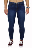 BETH HIGH RISE CROP (FD1051)