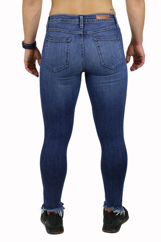 ISA HIGH RISE CROP (FD1053)