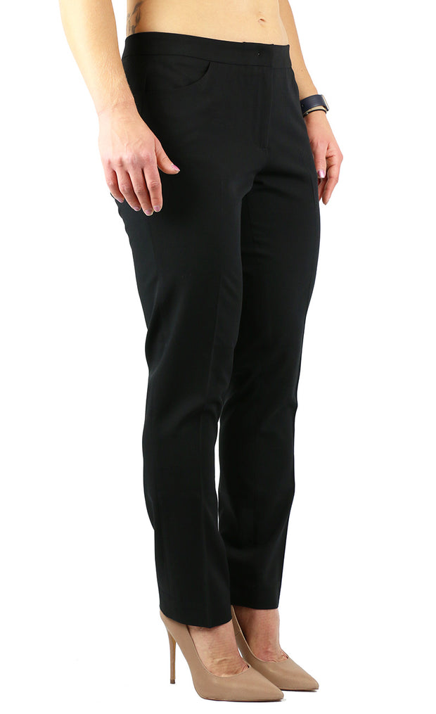 CAROL SLACKS BLACK