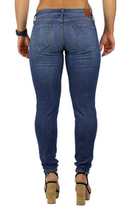SARAH SKINNY DESTRUCTION MEDIUM WASH (FD1073)