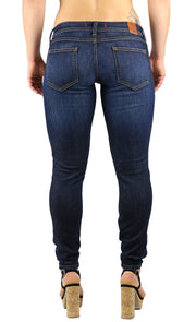 DANA LOW RISE SKINNY DARK