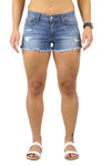 Joy Shorts Light Wash