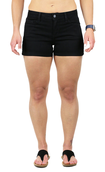 BETTY SHORT BLACK