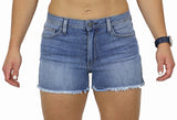 ERIN HIGH WAIST SHORTS (FD3024)