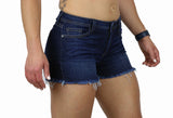 HOPE SHORTS DARK STONE (FD3027) NEW