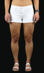 Ivy Shorts White