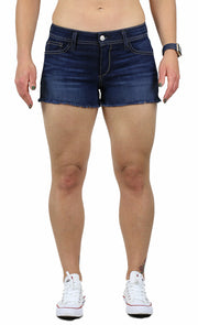 DAISIE SHORTS DARK STONE