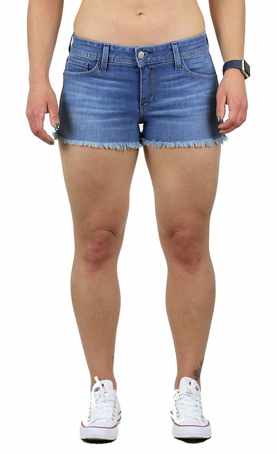 DAISIE SHORTS MEDIUM STONE