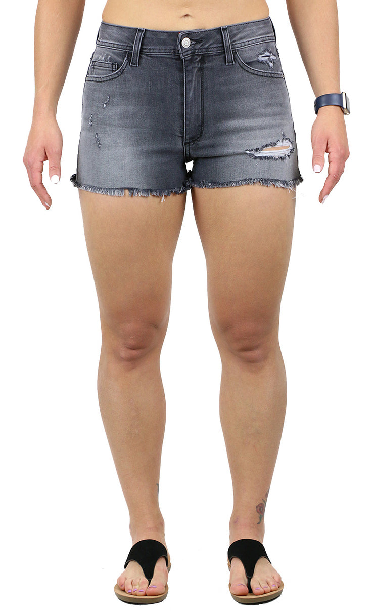 AMY SHORTS GRAY (FD3031)