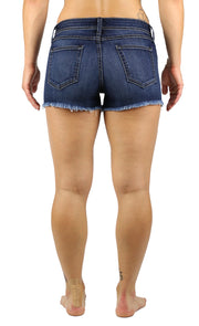 Joy Short Dark Wash