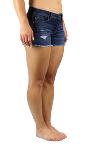 NEW!! JOY SHORTS DARK WASH