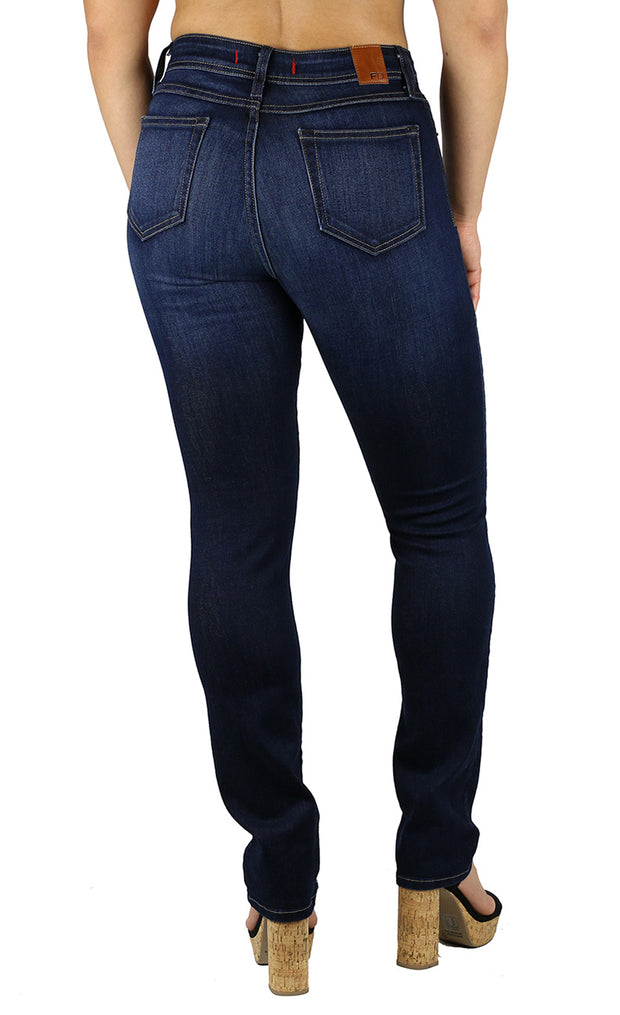 Madison Straight Leg Jean Dark Wash