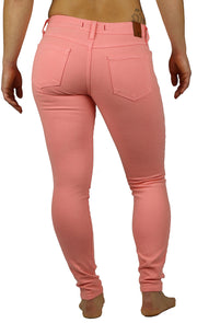 NEW! Sarah Mid Rise Skinny Bubble Gum