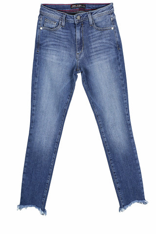 ISA HIGH RISE CROP (FD1053) NEW