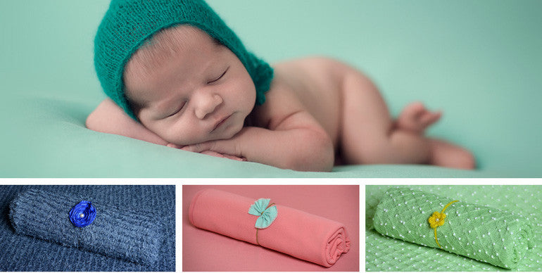 fabrics for newborn photography backdrops