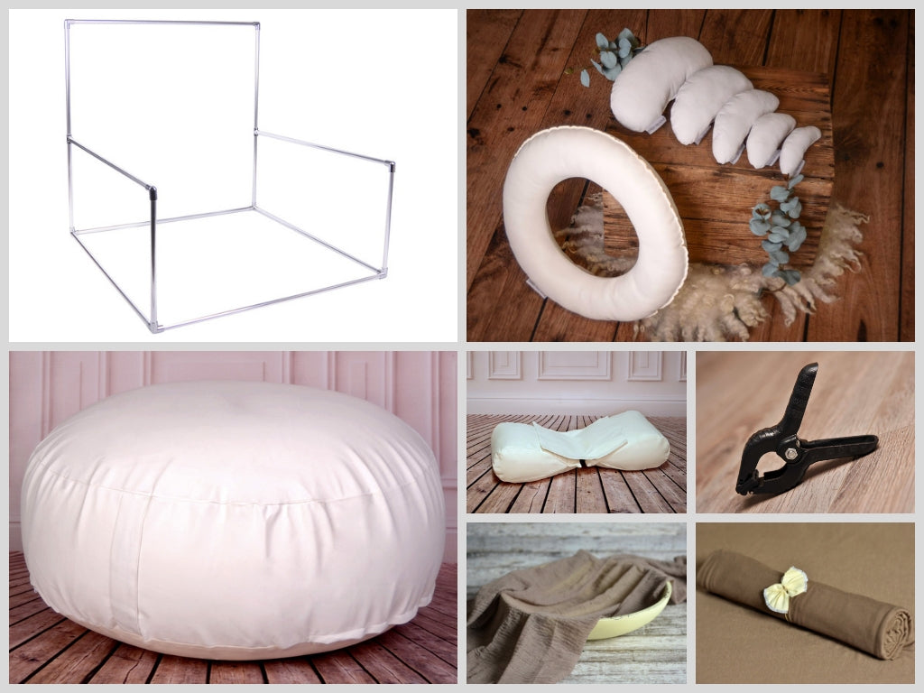 Starter Pack #1-Newborn Photography Props