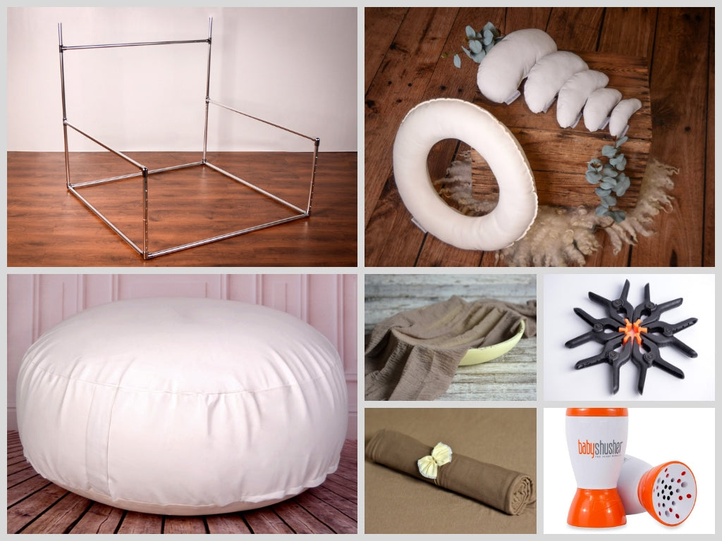 Starter Pack for newborn photography