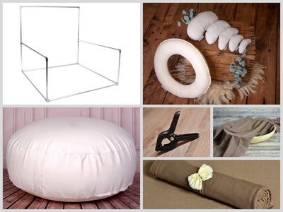 Starter Pack #3-Newborn Photography Props
