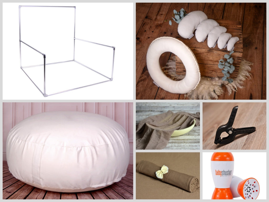 Starter Pack #9-Newborn Photography Props