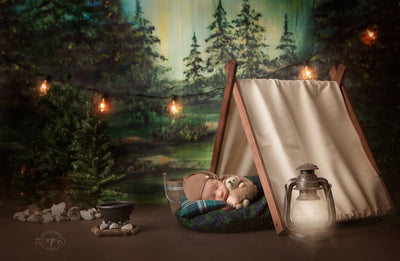tent for newborn photography prop