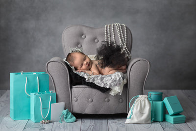 Mini Sofa - Model 3-Newborn Photography Props