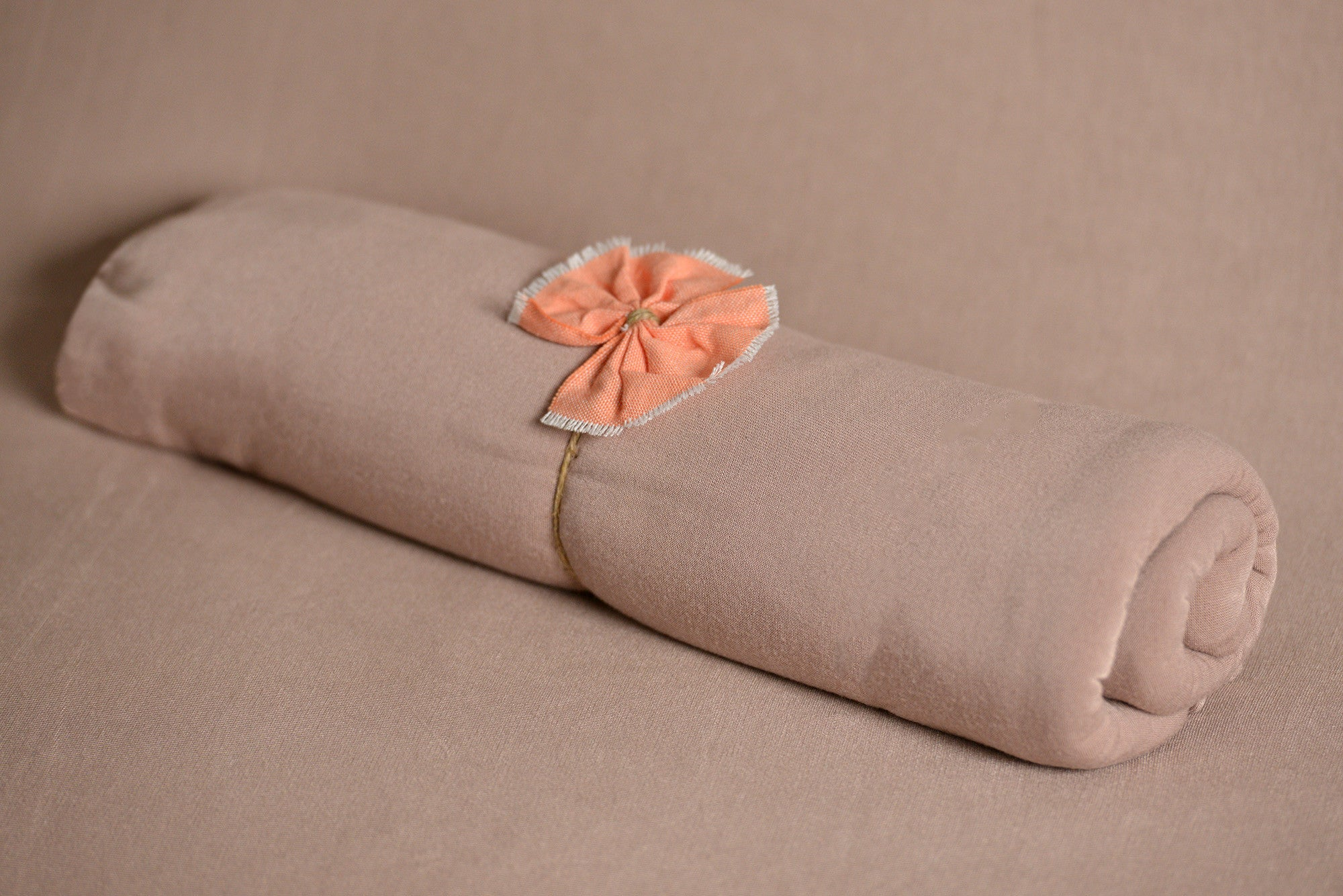 Bean Bag Fabric - Smooth - Taupe-Newborn Photography Props
