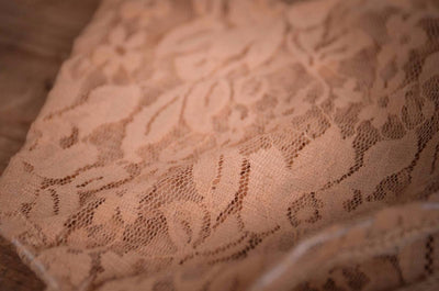 Lace Bodysuit - Beige-Newborn Photography Props