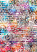 Studio Bricks Backdrop/Floor LR12