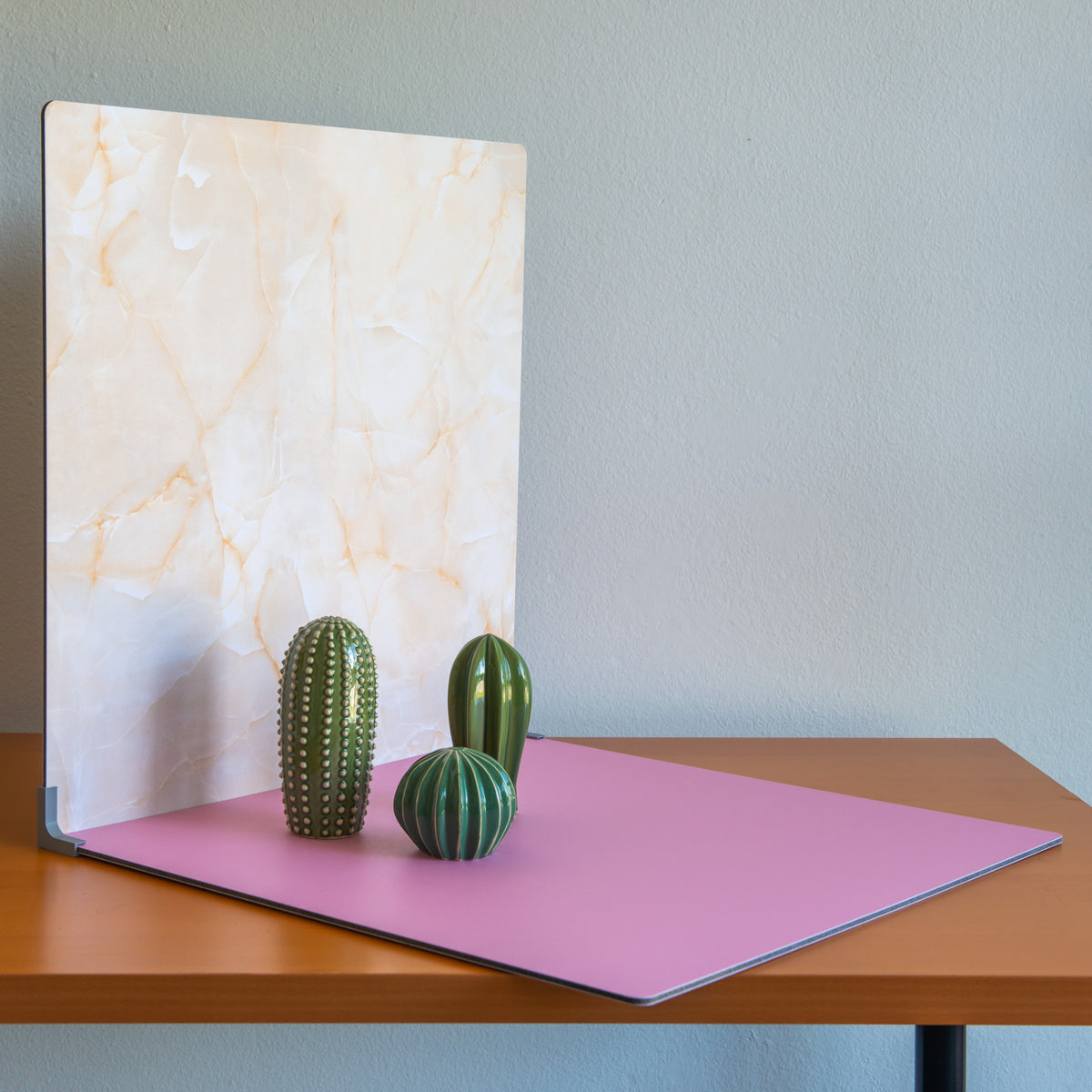 Product Photography Backdrop/Background - Styling Mat Solid Pink