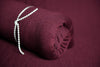 Baby Wrap - Smooth - Burgundy-Newborn Photography Props