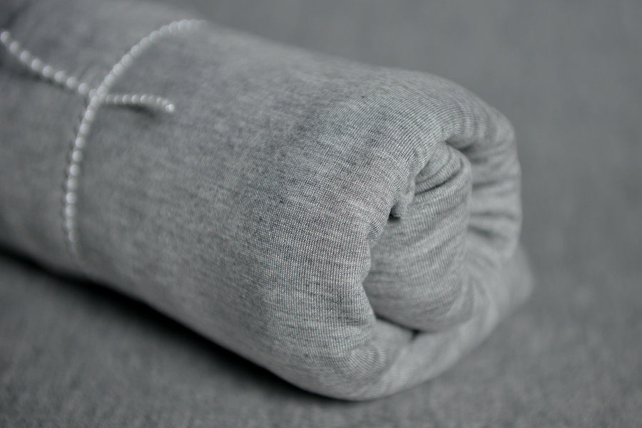 Bean Bag Fabric - Smooth - Light Gray