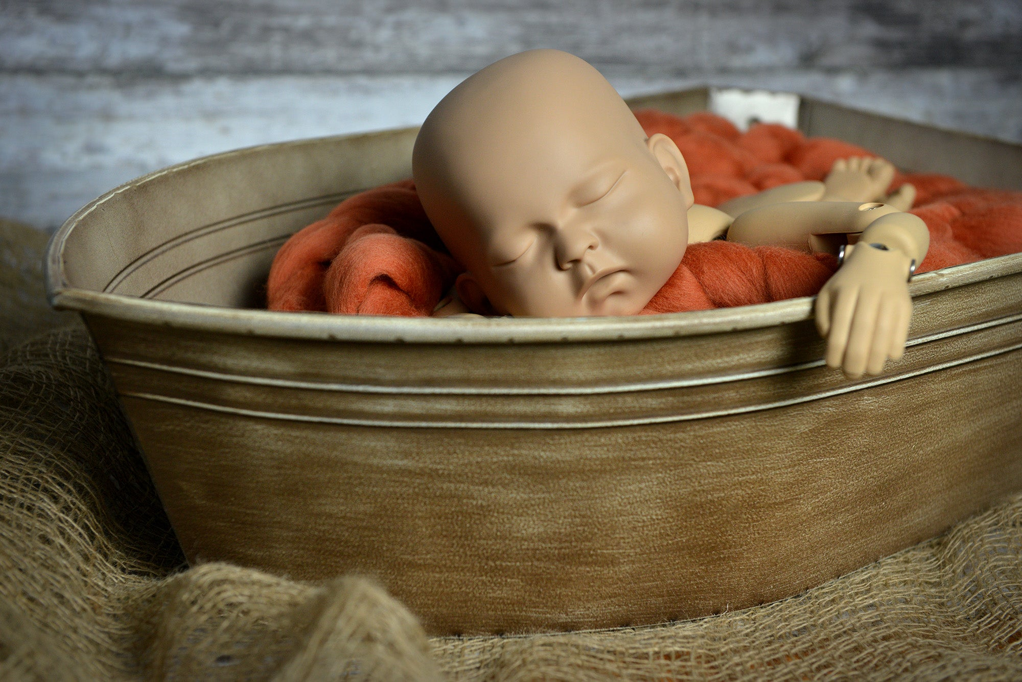 Vintage Boat Bathtub Prop for newborn and baby photography - Newborn ...