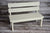 Park Bench - White-Newborn Photography Props