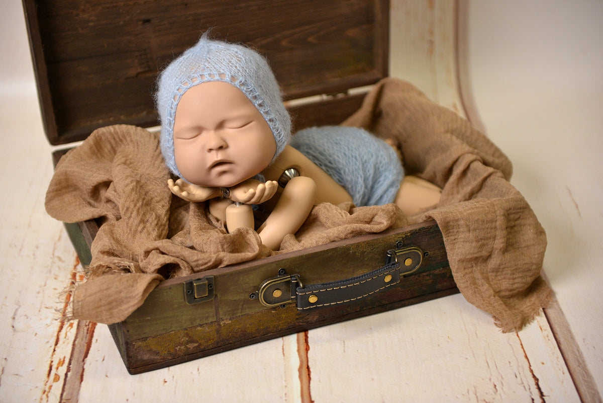 Suitcase Prop for newborn photography