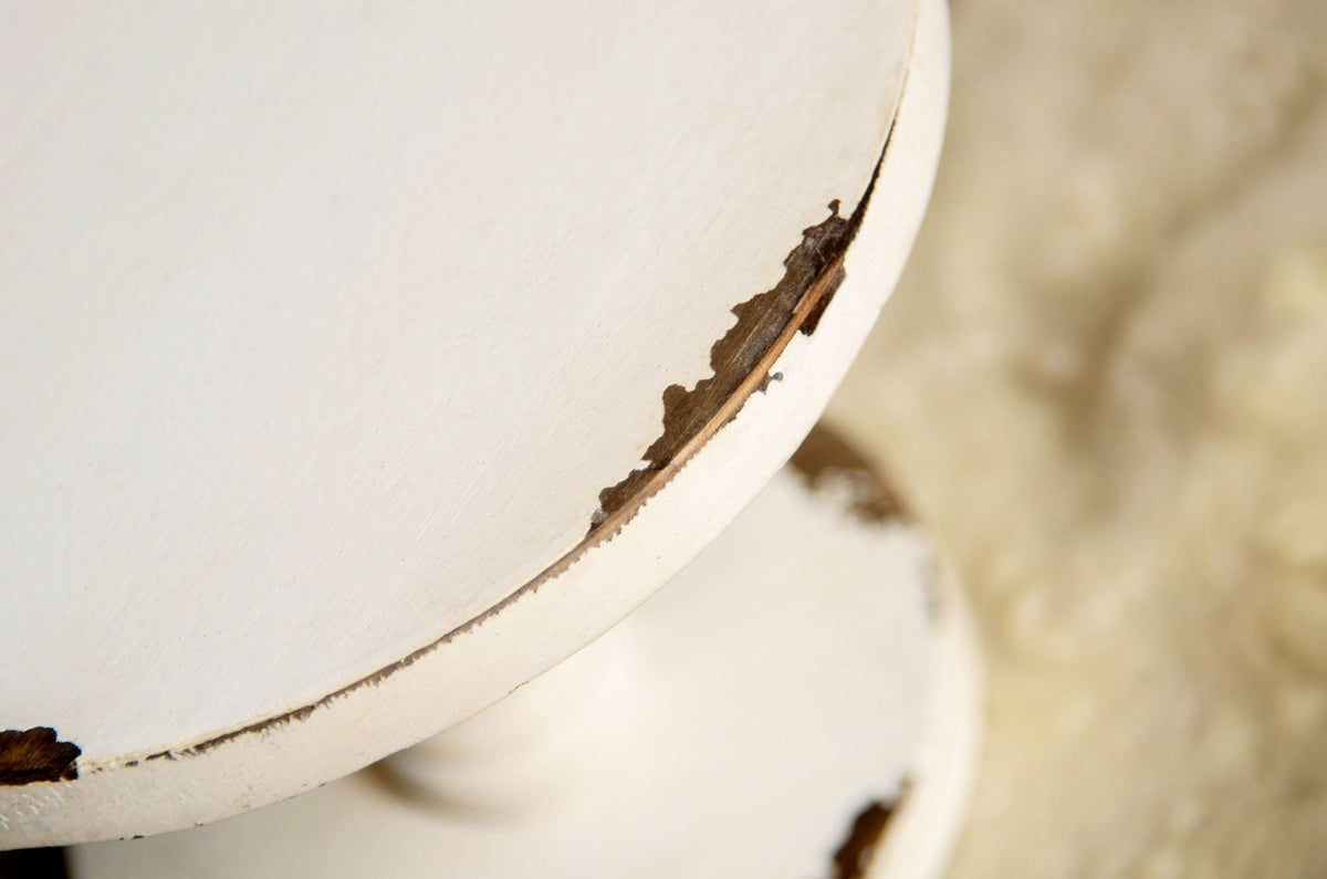 Wooden Rustic Cake Stand for Newborn Photography