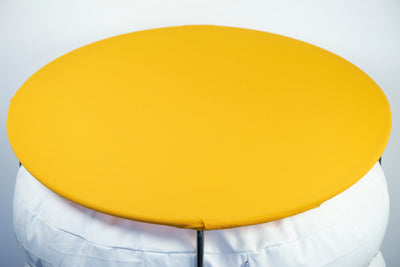 Toggle-Tie Bean Bag Fabric for Round Backdrop Stand