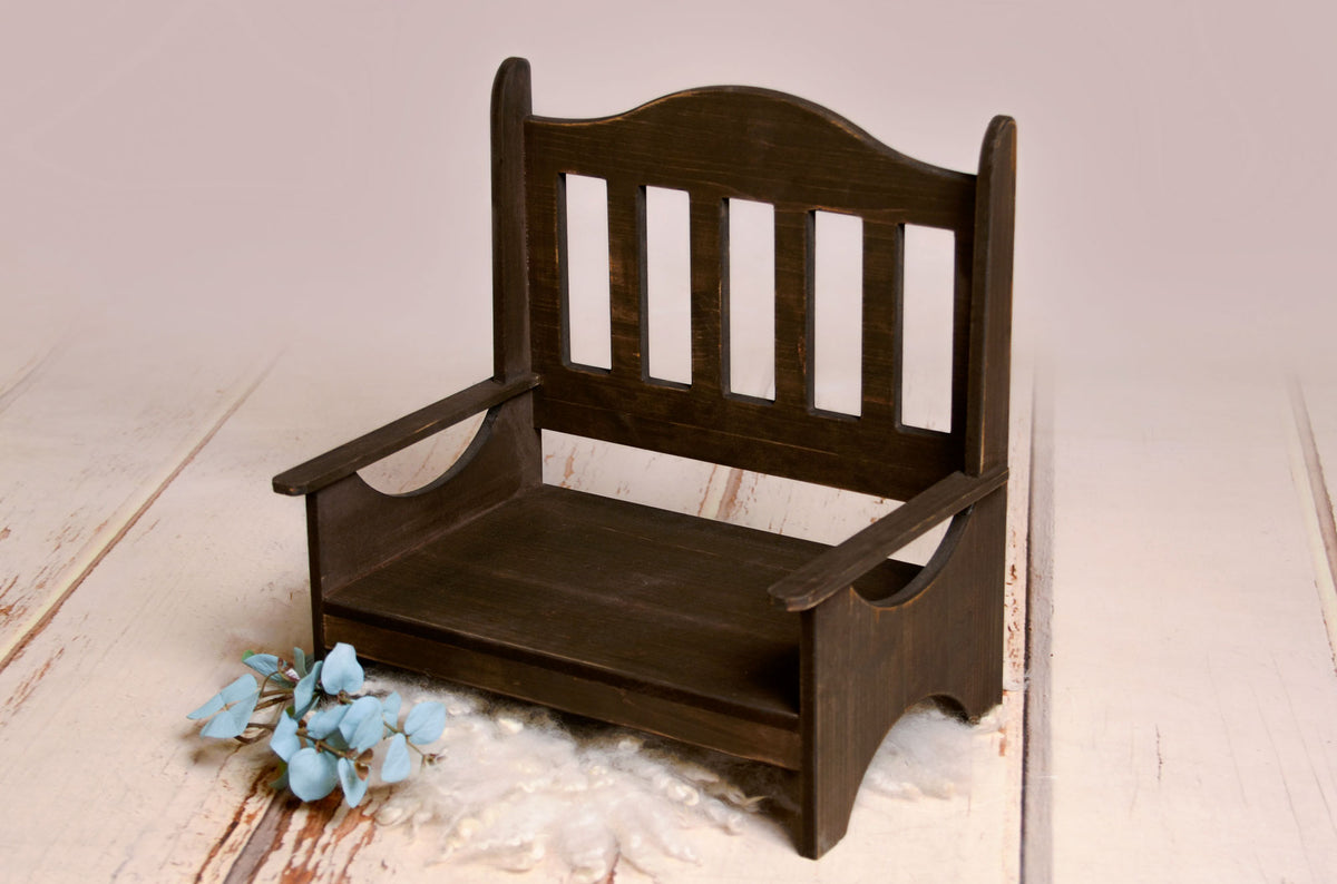 Wooden Harlow Bench