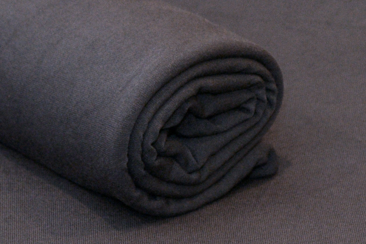 Bean Bag Fabric - Smooth - Dark Charcoal-Newborn Photography Props