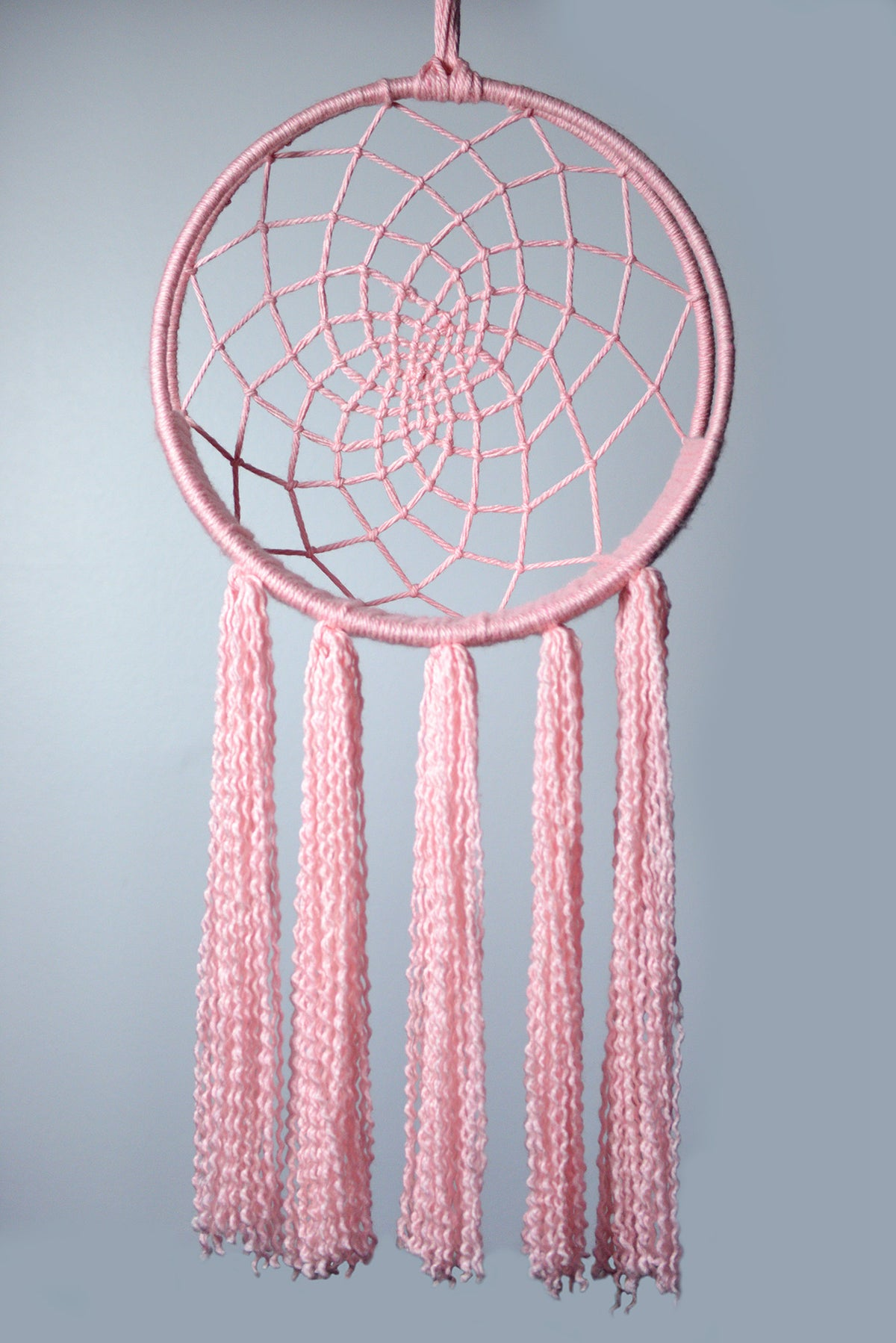 Dreamcatcher Swing - Pink Model 2-Newborn Photography Props
