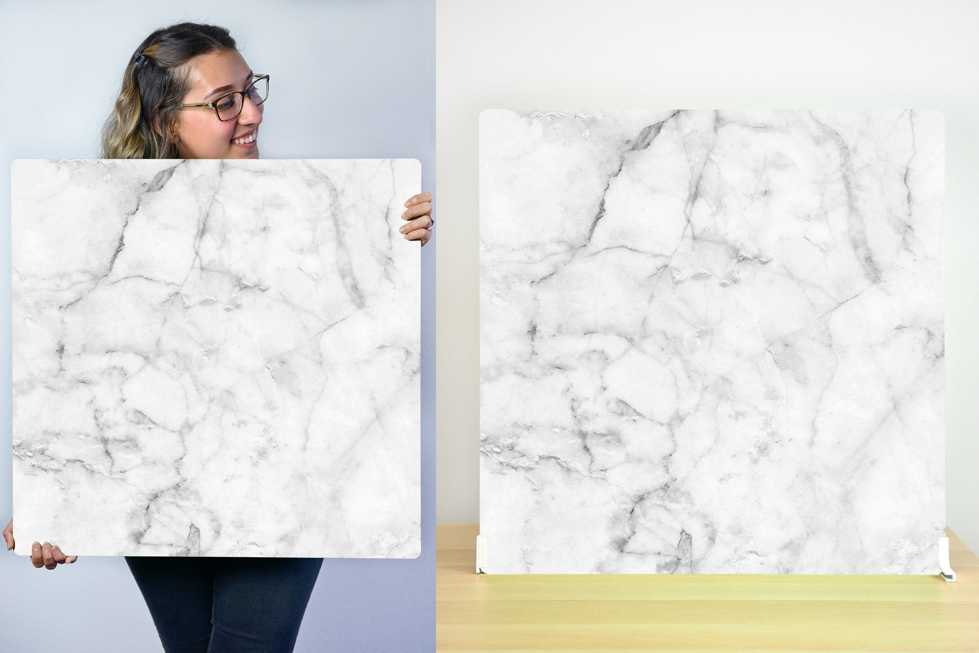 Product Photography Backdrop/Background - Styling Mat Marble #002