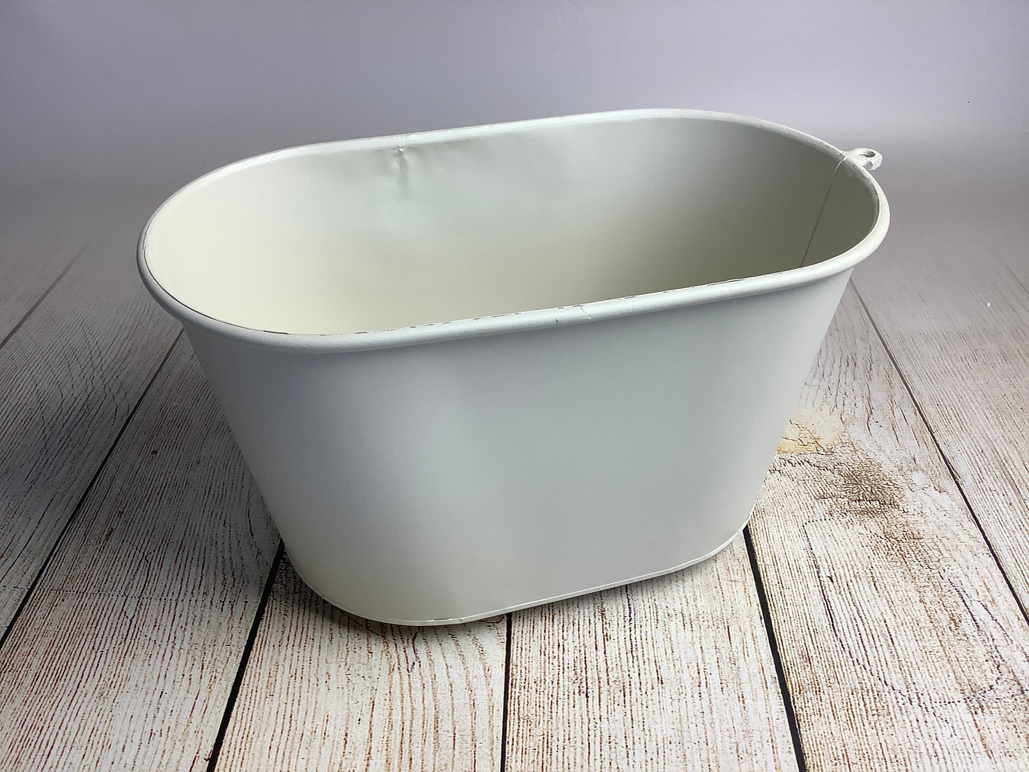 Vintage Bathtub - White (AS IS ITEM)