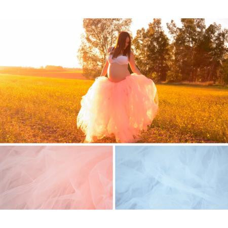 Tutu Maternity Skirt-Newborn Photography Props