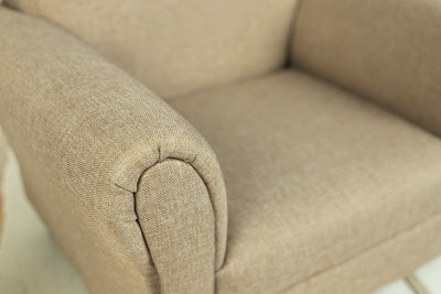 Mini Sofa - Model 1 - Light Brown