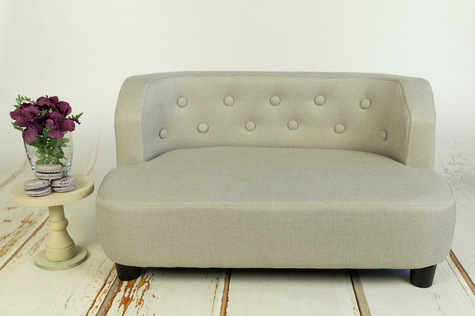 Mini Sofa - Model 10 - Oatmeal