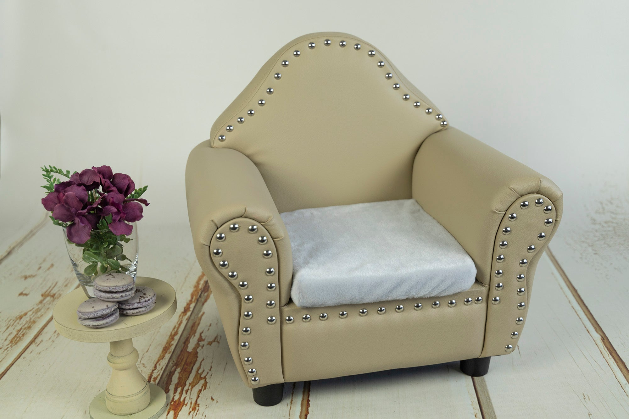 Mini Sofa - Model 12 - Beige