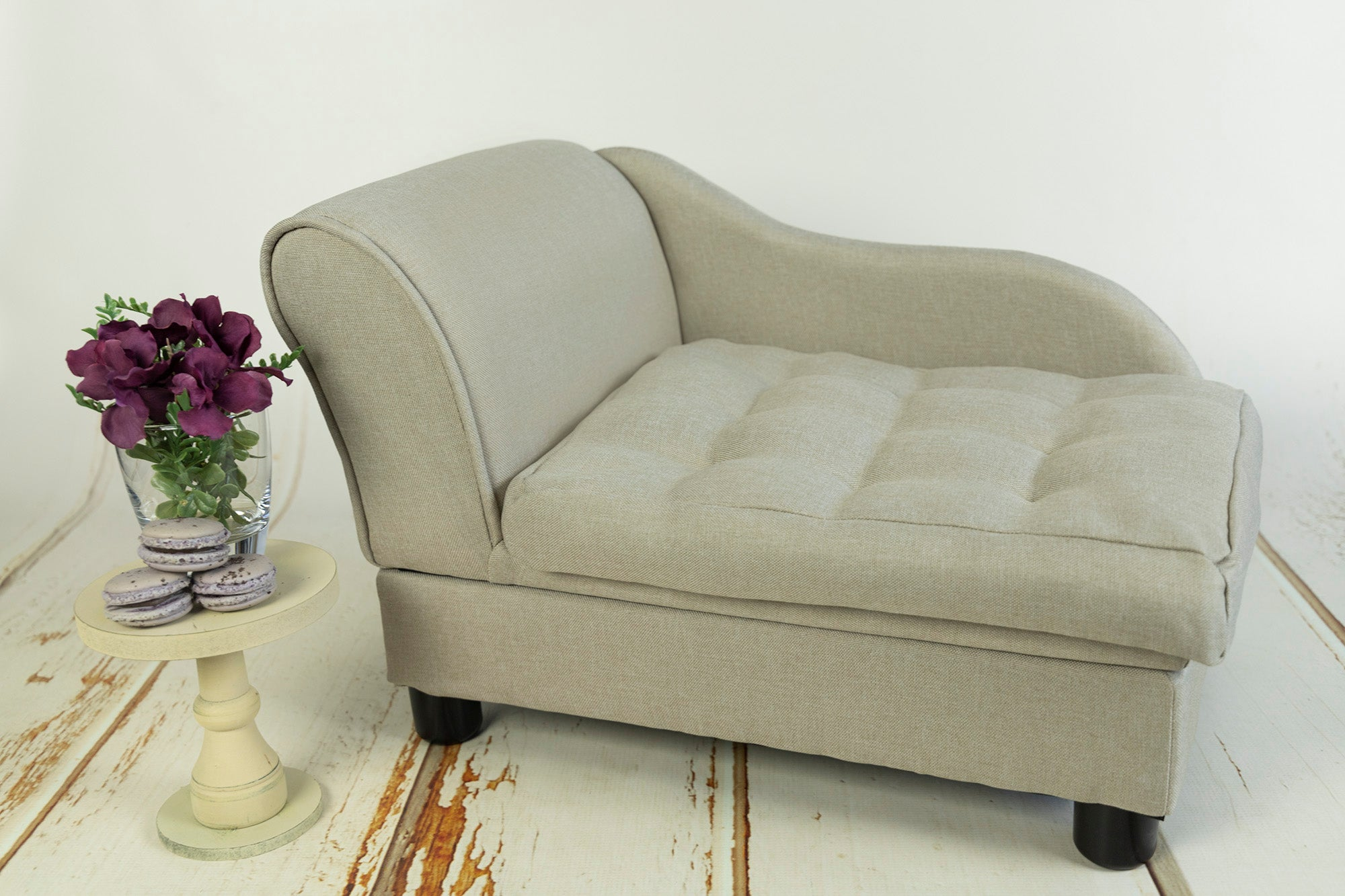 Mini Sofa - Model 8 - Oatmeal