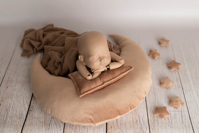 Moon Pillow Set - Khaki